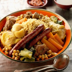 Couscous Royal 3 personnes